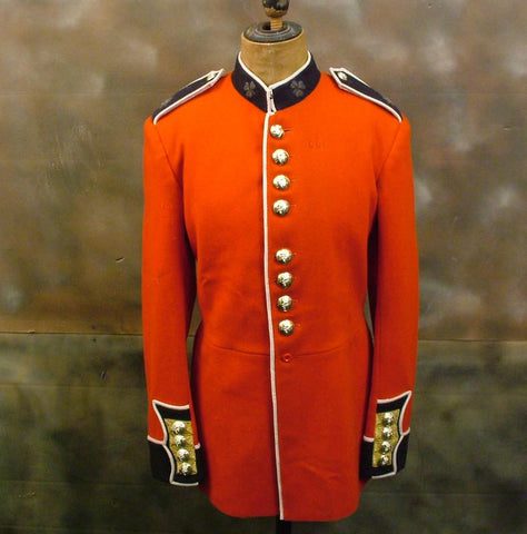 Irish Guards Sergeant?s Tunic: Named (One Only) Original Items