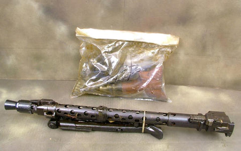 German MG 34 Parts Set (dot 43): Grade 1 (One Only)