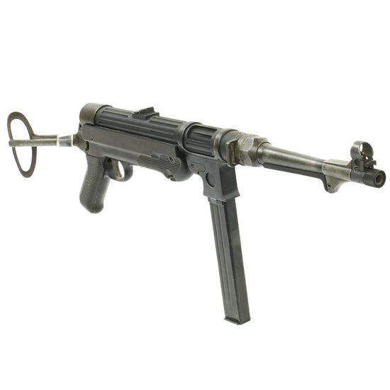 Original WWII German MP 38 Display Gun - Dated 1940