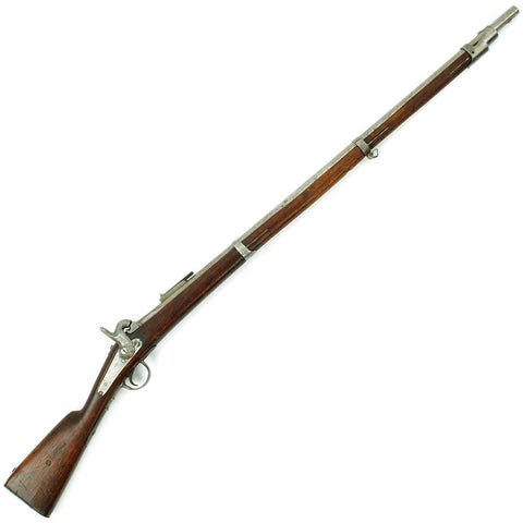 Original Civil War Era French Mle 1842 Percussion Rifled Musket by Schopen of Liège Original Items