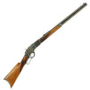 Original U.S. Winchester Model 1873 .44-40 Customized Round Barrel Rifle Serial 275696 - Made in 1888