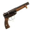 show larger image of product view 3 : Original German WWII U-Boat Kriegsmarine Model SLD 1943 EEU Double Barrel Signal Pistol Flare Gun