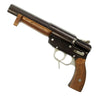 show larger image of product view 4 : Original German WWII U-Boat Kriegsmarine Model SLD 1943 EEU Double Barrel Signal Pistol Flare Gun