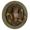 show larger image of product view 10 : Original U.S. WWII M1917A1 Kelly Helmet with Textured Paint Original Items
