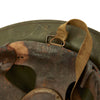 show larger image of product view 12 : Original U.S. WWII M1917A1 Kelly Helmet with Textured Paint Original Items