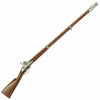 show larger image of product view 1 : Original French Mle 1822 Percussion Converted Rifle made at Mutzig Arsenal - dated 1821 / 1860