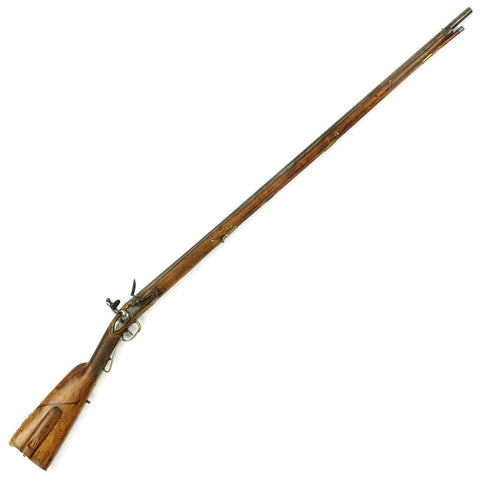 Original French-Style 22 Bore Flintlock Fusil with Belgian Barrel by Goldenstern of London circa 1810 Original Items