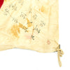 "show larger image of product view 4 : Original Japanese WWII Hand Painted Cloth Good Luck Flag with Temple Stamp - 18"" x 26"" Original Items"