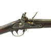 show larger image of product view 6 : Original U.S. Springfield Model 1822 Flintlock Musket by Lemuel Pomeroy - Dated 1830 Original Items