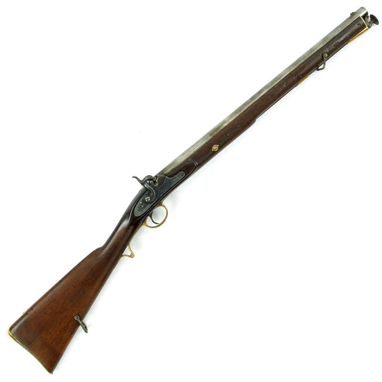 Original 1851 Bengal Irregular Saddle Ring Cavalry Carbine by W. Greener - Skinner's Horse