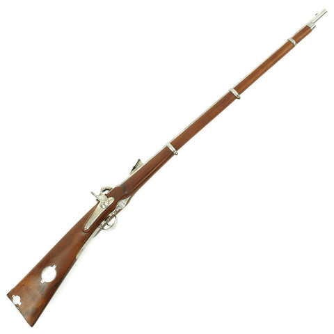 Original Belgian Prototype Pinfire Tube Magazine Repeating Rifle by Tanner & Co. for British Snider Trials Original Items