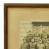 show larger image of product view 15 : Original U.S. WWI Framed Photographs of 13 NCO's from Company F of the 308th Ammo Train, 32nd Division Original Items