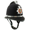 show larger image of product view 2 : Original British Comb Top Bobby Helmet from the South Wales Police in size 59 - c. 1990 Original Items