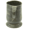 show larger image of product view 9 : Original British EIC Pewter Half Pint Naval Rum Measure from East Indiaman HINDOSTAN - Dated 1801 Original Items