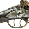 show larger image of product view 7 : Original British 1815 Chambers Patent Type Double Lock Repeating Musket Original Items