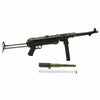 show larger image of product view 1 : Original German WWII 1941 Dated MP 40 Display Gun by Steyr with Internals and Magazine - Maschinenpistole 40 Original Items