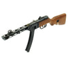 show larger image of product view 7 : Original Russian WWII Type PPsh-41 Display Machine Pistol with Stick and Drum Magazine Original Items