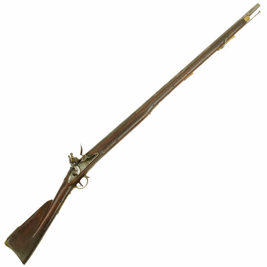 Original Napoleonic British Made Portuguese Contract Brown Bess Musket from the Peninsula Wars 1808-1813 Original Items