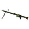show larger image of product view 3 : Original German WWII MG 42 Display Machine Gun by Mauser with A.A. Sight and Dated Belt Drum Original Items