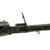 show larger image of product view 15 : Original German WWII MG 42 Display Machine Gun by Mauser with A.A. Sight and Dated Belt Drum Original Items