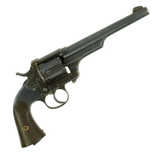 Original U.S. Merwin & Hulbert Double Action 1876 Frontier Army 3rd Model Revolver in .44-40 - Matched Serial 9507