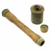show larger image of product view 10 : Original German WWII M24 Stick Grenade with Paint Markings Original Items