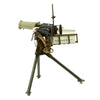 show larger image of product view 4 : Original British WWI Fluted Jacket Vickers Display Machine Gun with 1918 Dated Tripod and Accessories Original Items