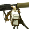 show larger image of product view 5 : Original British WWI Fluted Jacket Vickers Display Machine Gun with 1918 Dated Tripod and Accessories Original Items