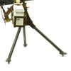 show larger image of product view 8 : Original British WWI Fluted Jacket Vickers Display Machine Gun with 1918 Dated Tripod and Accessories Original Items