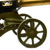 show larger image of product view 13 : Original Imperial Russian M1910 Brass Maxim Display Machinegun with Sokolov Mount Original Items