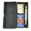 show larger image of product view 2 : U.S. WWII Officer Named Toiletry Kit - Lieutenant Bell Original Items
