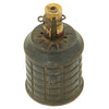 show larger image of product view 1 : Original Japanese WWII Type 97 Inert Fragmentation Hand Grenade with Fuse and Detonator Original Items