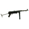 show larger image of product view 3 : Original German WWII 1940 Dated MP 40 Display Gun by C.G. Haenel with Live Barrel & Magazine - Maschinenpistole 40 Original Items