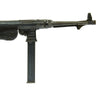 show larger image of product view 6 : Original German WWII 1940 Dated MP 40 Display Gun by C.G. Haenel with Live Barrel & Magazine - Maschinenpistole 40 Original Items