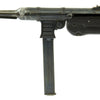 show larger image of product view 14 : Original German WWII 1940 Dated MP 40 Display Gun by C.G. Haenel with Live Barrel & Magazine - Maschinenpistole 40 Original Items