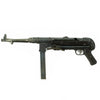 show larger image of product view 19 : Original German WWII 1940 Dated MP 40 Display Gun by C.G. Haenel with Live Barrel & Magazine - Maschinenpistole 40 Original Items