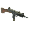 show larger image of product view 1 : Original Israeli UZI Display Submachine Gun with Wood Stock - dated 1961 Original Items