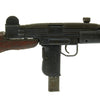 show larger image of product view 6 : Original Israeli UZI Display Submachine Gun with Wood Stock - dated 1961 Original Items