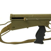 show larger image of product view 8 : Original Australian WWII Owen MK1 Machine Carbine SMG Display Gun Serial 8894 - Dated 1942 Original Items