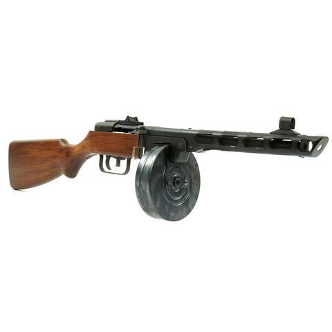 Original Russian WWII PPsh-41 Machine Pistol Replica by Hudson Toy Company of Japan Original Items