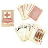 show larger image of product view 2 : Original U.S. WWII Plane Identification Flash Cards and American Red Cross Playing Cards Set Original Items