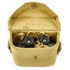 show larger image of product view 2 : Original British WWII No.2 Mk.III 6X Binoculars with 1940 dated Canadian Case Original Items