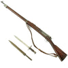 show larger image of product view 2 : Original U.S. Springfield M1896 .30-40 Krag-Jørgensen Rifle Serial 93120 with Bayonet & Sling - Made in 1898 Original Items