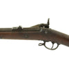 show larger image of product view 15 : Original U.S. Early Springfield Trapdoor Model 1873 Rifle made in 1875 with Tack Decoration - Serial No 53993 Original Items