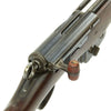 show larger image of product view 7 : Original Swiss First Model 1889 Schmidt-Rubin Magazine Rifle with Muzzle Cover - Serial No 12130 Original Items