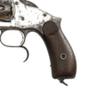 "show larger image of product view 7 : Original U.S. Smith & Wesson Nickel-Plated Russian Third Model No. 3 Revolver with ""SH"" Marking - Serial 42835 Original Items"