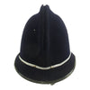 show larger image of product view 7 : Original British Comb Top E II R Bobby Helmet from the Ministry of Defence Police Original Items