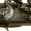 "show larger image of product view 9 : Original British Napoleonic Tower Marked Heavy Dragoon Flintlock Pistol marked to the 2nd Dragoons ""Scots Greys"" - circa 1800 Original Items"