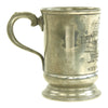 show larger image of product view 7 : Original British Napoleonic Pewter Naval Pint Tankard marked to HMS Culloden 1783-1813 - Battle of the Nile