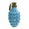 show larger image of product view 5 : Original U.S. WWII MkII Inert Practice Pineapple Fragmentation Hand Grenade Original Items